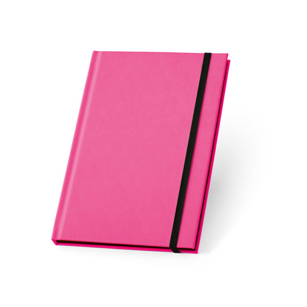 A5 Notepad Pink
