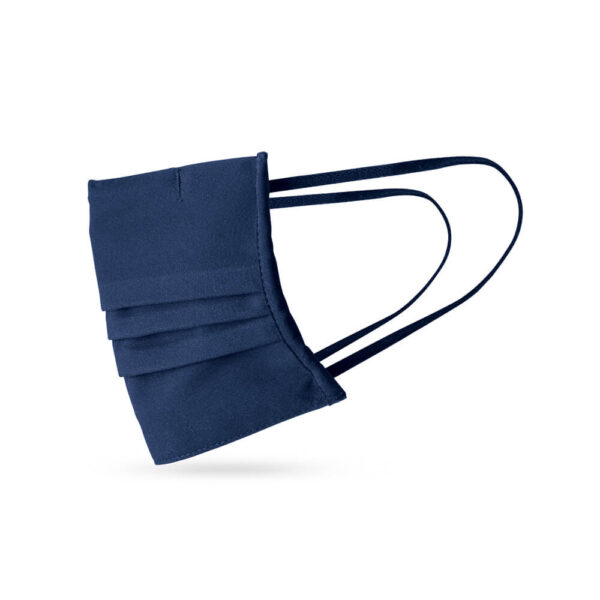 Fabric Facemask Blue